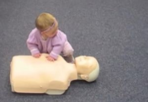 CPR If This Baby Can Do It, So Can You!