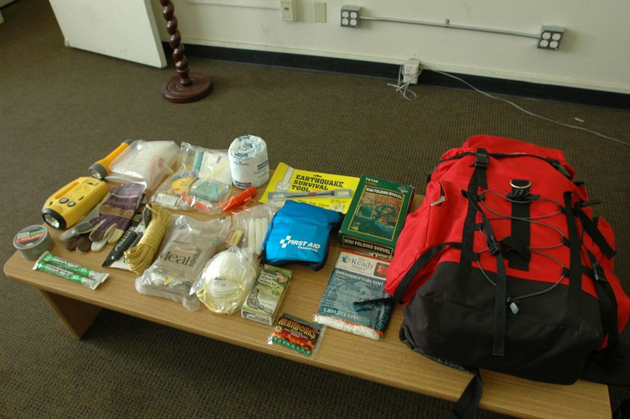 Emergency Home Kit